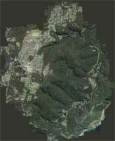 Arial photo map of 2508