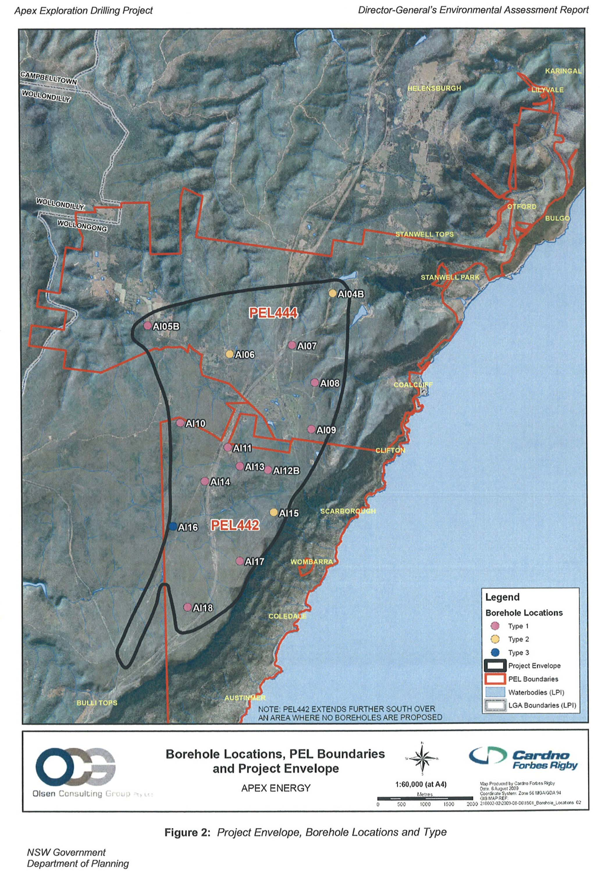 Does any one know of any good websites on coal seam gas mining?